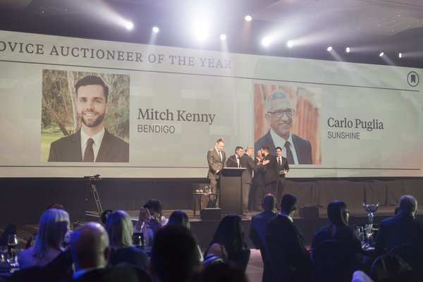 Novice Auctioneer of the Year | Winner 2018
