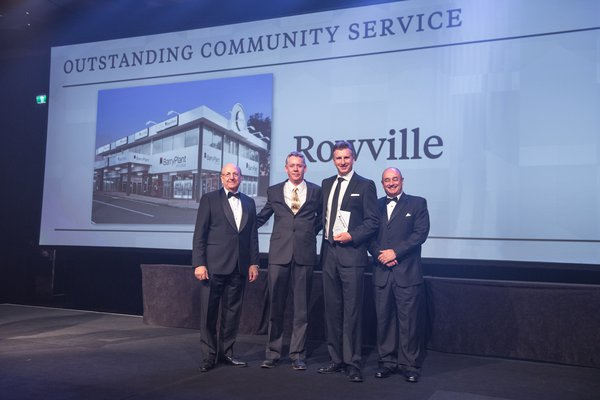 Community Service Award | Winner 2018