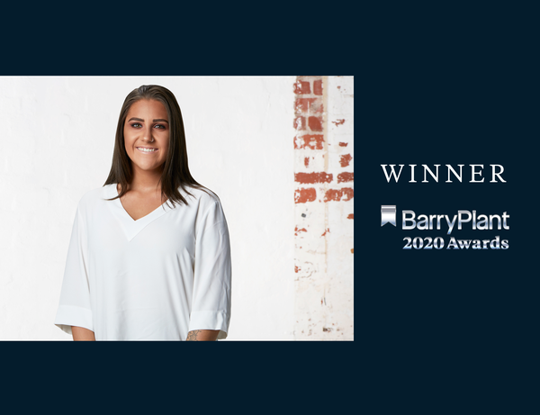 Property Management Rising Star of the Year   Winner 2020