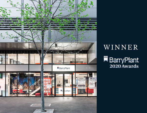 Property Management Growth Award (Over 800 Properties) | Winner 2020