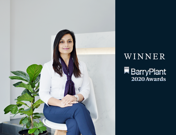 Property Management Portfolio Manager of the Year | Winner 2020