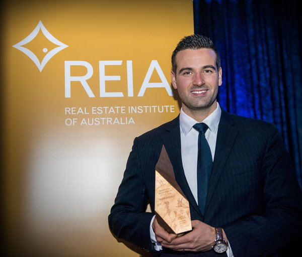 Australian Residential Salesperson of the Year 2015-2016
