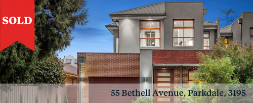 SOLD 55 Bethell Avenue, Parkdale VIC Barry Plant