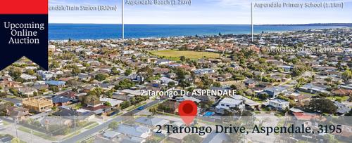 2 Tarongo Drive, Aspendale - Barry Plant