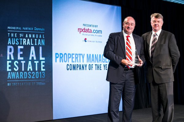 Australia's No. 1 Property Management Company 2013