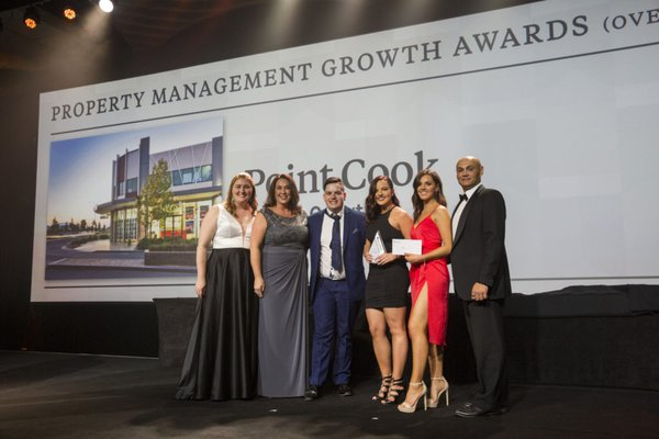 Property Management Growth Award (Over 600 Properties) | Winner 2018