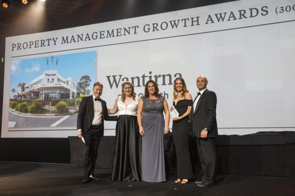 Property Management Growth Award (300 - 599 Properties) | Winner 2017
