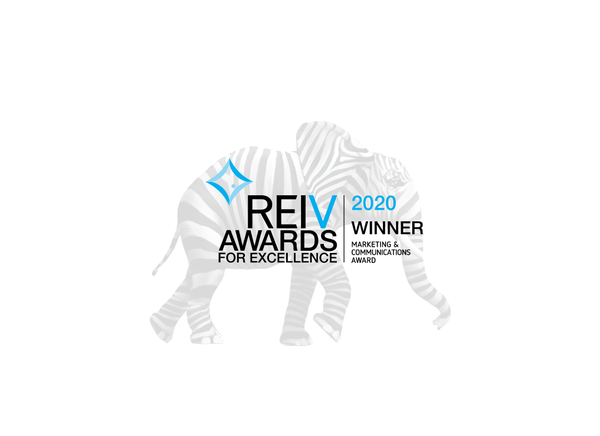 REIV Marketing & Communications Award | Winner 2020