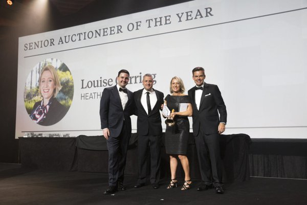 Senior Auctioneer of the Year | Winner 2017
